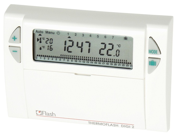 Thermoflash Digi 2  U2013 Installazione Climatizzatore