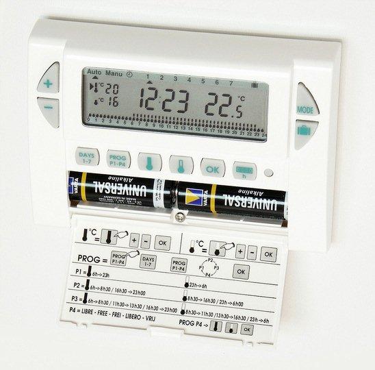 Termostat programowany thermoflash digi 2 - Thermoflash digi 2 ...
